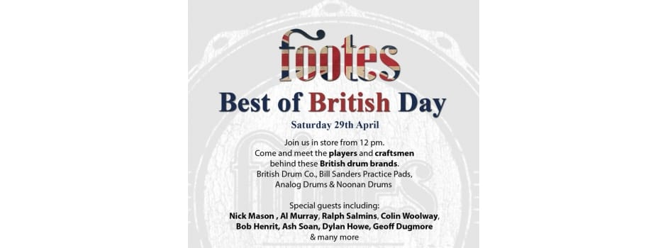 Best of british day