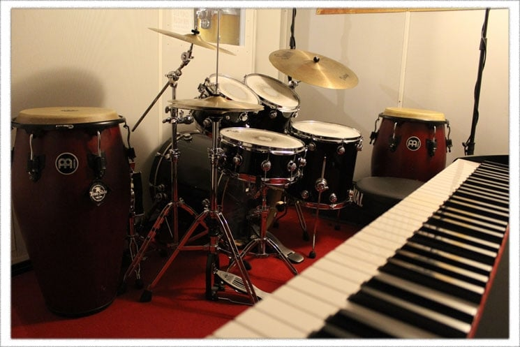 music practice room for hire central London