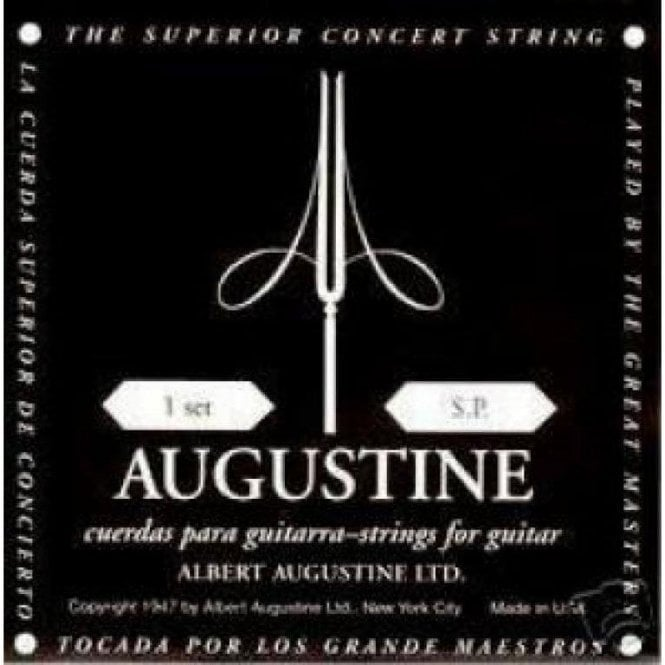 Augustine Black Classical String Set