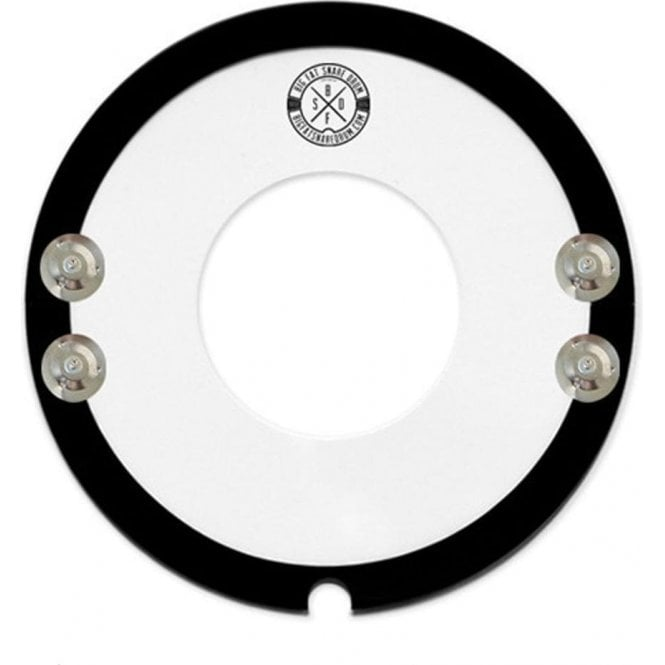 """Big Fat Snare Drum 14"""" Snare-Bourine-Donut"""