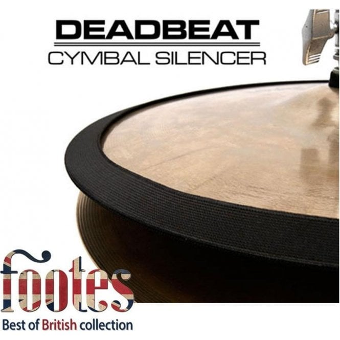 Bill Sanders Deadbeat Cymbal Mufflers