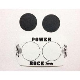 Bill Sanders Power Rock Double Bass Drum Pad