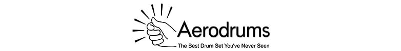 Aerodrums | Silent Percussion Air-Drumming Instrum