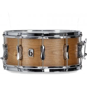British Drum Co 14x6.5 Big Softy Snare Drum BS1465SN | Buy at Footesmusic