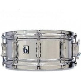 British Drum Co 14x6 Bluebird Snare Drum BB1460SN | Buy at Footesmusic