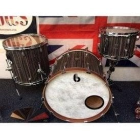 British Drum Co Legend Series Drum Kit 12/16/22 Carnaby Rock