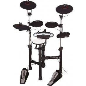 Carlsbro CSD120 Electronic Drum Kit - Compact & Foldable | Buy at Footesmusic