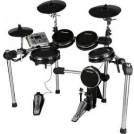 Carlsbro CSD500 Mesh Head Electronic Drum Kit + Extras Bundle X Display