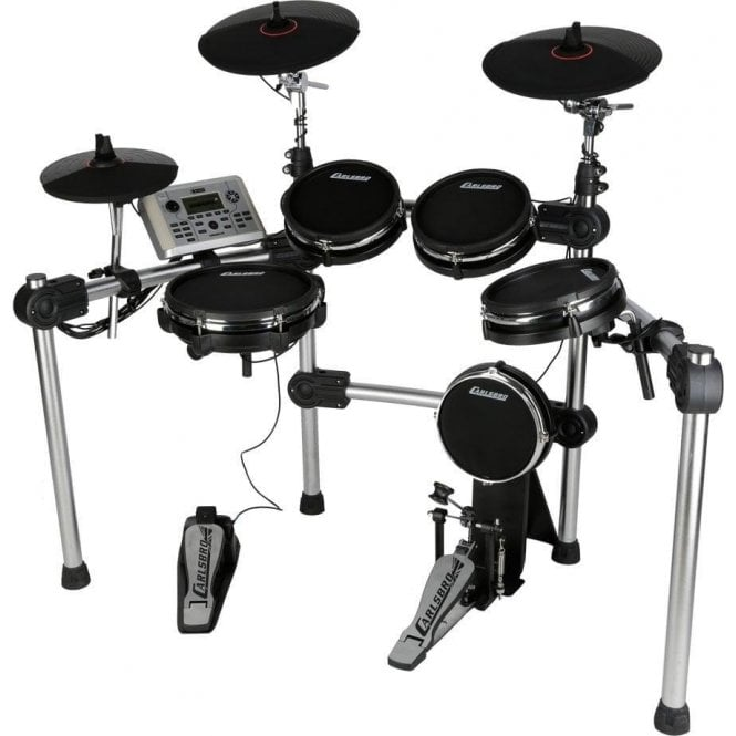 Carlsbro CSD500 Mesh Head Electronic Drum Kit - X Display