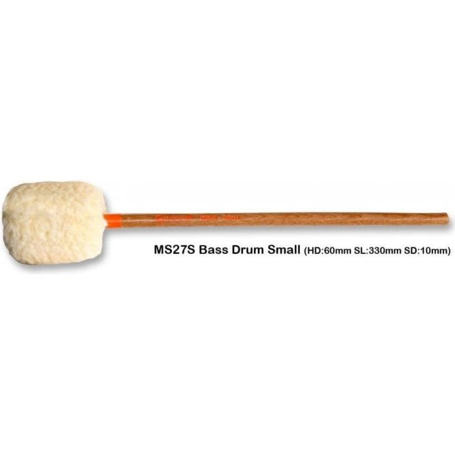 Chalklin MS27S Bass Drum Mallets - Small (pair)