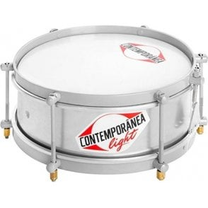 "Contemporanea Light 10"" Caixa Snare"