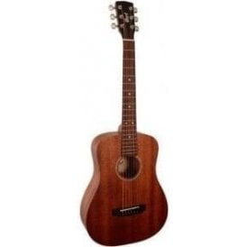 Cort Mini Dreadnought - Acoustic Guitar - Mahogany