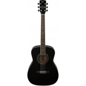Cort Standard Series Acoustic Guitar - Black Finish