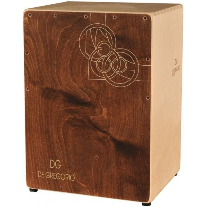 De Gregorio DG De Gregorio Cajon - Chanela - Brown Finish