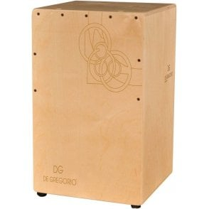 DG De Gregorio Cajon - Chanela - Natural Finish