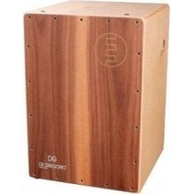 DG De Gregorio Cajon - Sprit - Walnut Finish