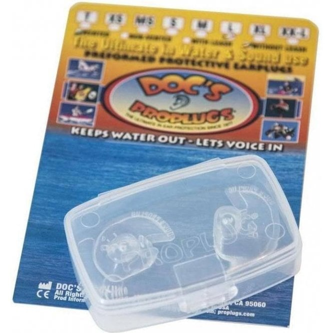 Docs Doc Pro Plug Ear Plugs