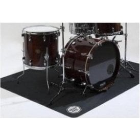 DRUMnBASE DNBMAT Rubber Drum Mat | Buy at Footesmusic