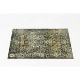DRUMnBASE DNBVP130GRN Vintage Persian Green Stage Mat | Buy at Footesmusic