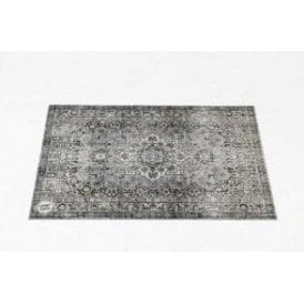 DRUMnBASE DNBVP130GRY Vintage Persian Grey Stage Mat | Buy at Footesmusic