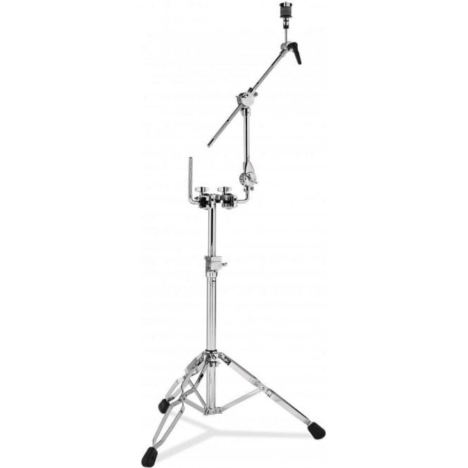 DW 9000 Series Single Tom Combo Boom Cymbal Stand