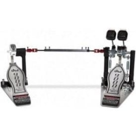DW 9002 Double Bass Drum Pedal
