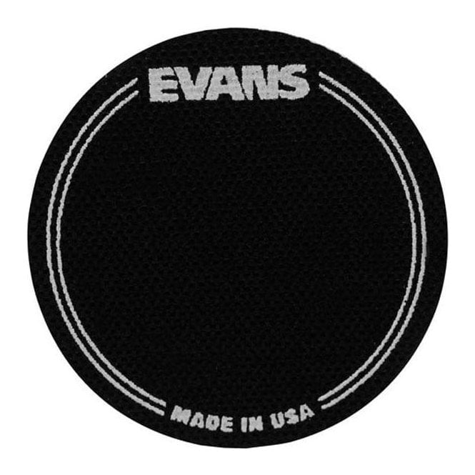 Evans Black Patch - Single