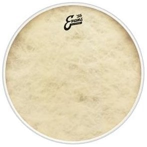 Evans Calf Tone Bass Drum Heads