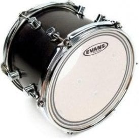 Evans EC2 Frost Coated Drum Heads