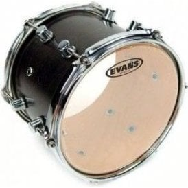 Evans G2 Tompack, Clear, Fusion (10 inch, 12 inch, 14 inch)