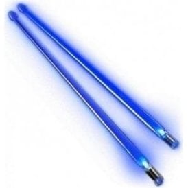 Firestix - Blue (pair) Light Up Drums Sticks