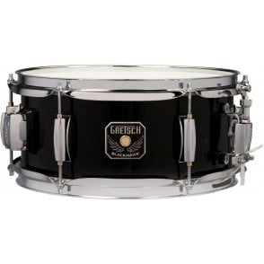 Gretsch 12x5.5 Mighty Mini Snare Drum BH5512BK | Buy at Footesmusic