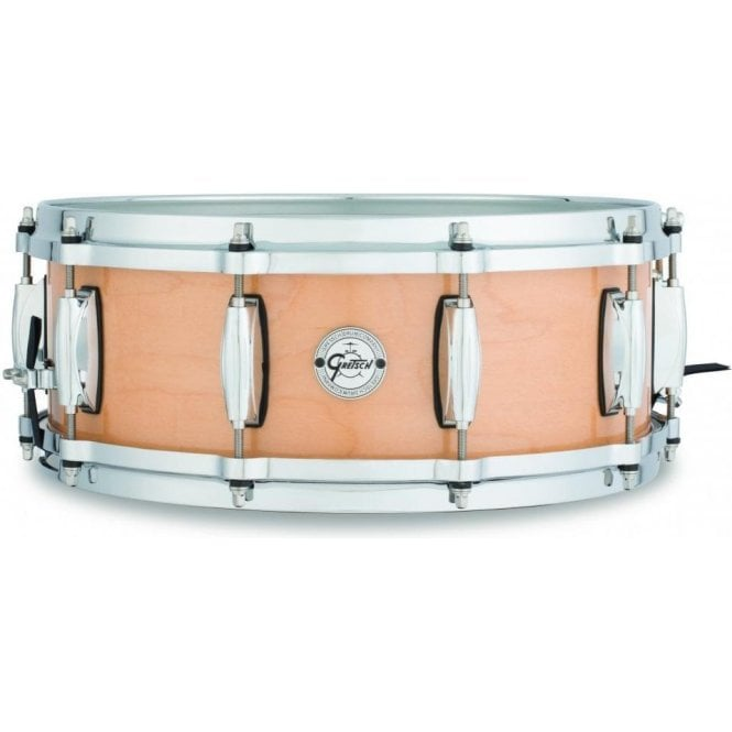 Gretsch 14x5.5 Maple Snare Drum S10514MPL | Buy at Footesmusic