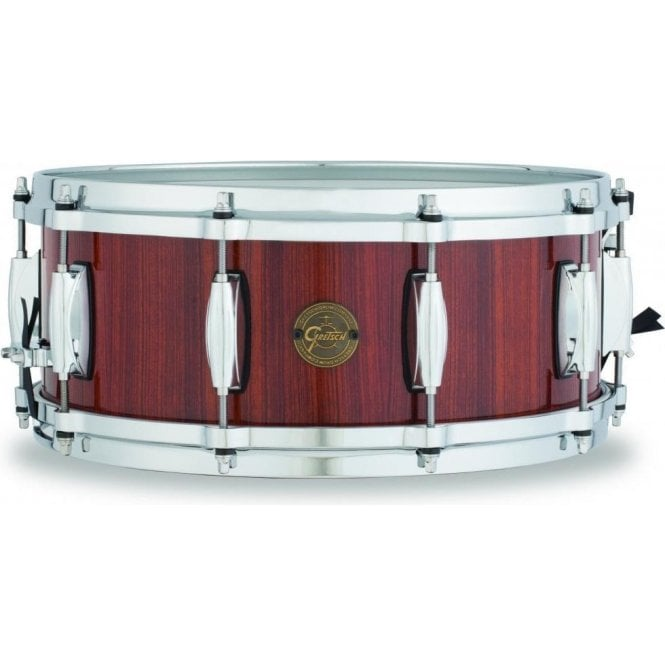 Gretsch 14x5.5 Rosewood Snare Drum