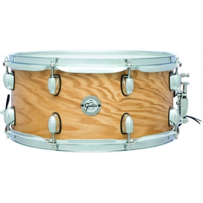 Gretsch 14x6.5 Ash Snare Drum S16514ASHSN | Buy at Footesmusic