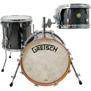 Gretsch Broadkaster 12/14/18 Black Glass | Buy at Footesmusic