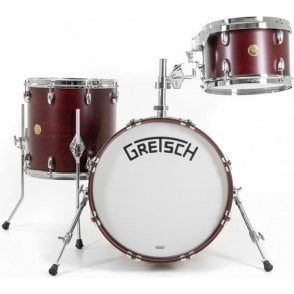 Gretsch Broadkaster 12/14/18 Satin Cherry | Buy at Footesmusic