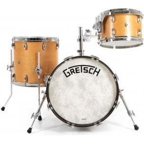 Gretsch Broadkaster 12/14/18 Satin Millenium Maple | Buy at Footesmusic