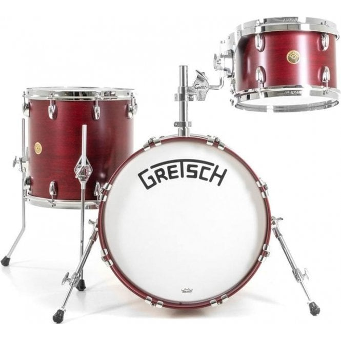 Gretsch Broadkaster 12/14/18 Satin Rosewood | Buy at Footesmusic