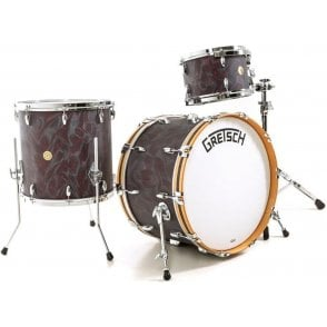 Gretsch Broadkaster 12/16/22 Black Satin Flame | Buy at Footesmusic