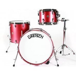 Gretsch Broadkaster 13/16/22 Satin Dakota Red | Buy at Footesmusic
