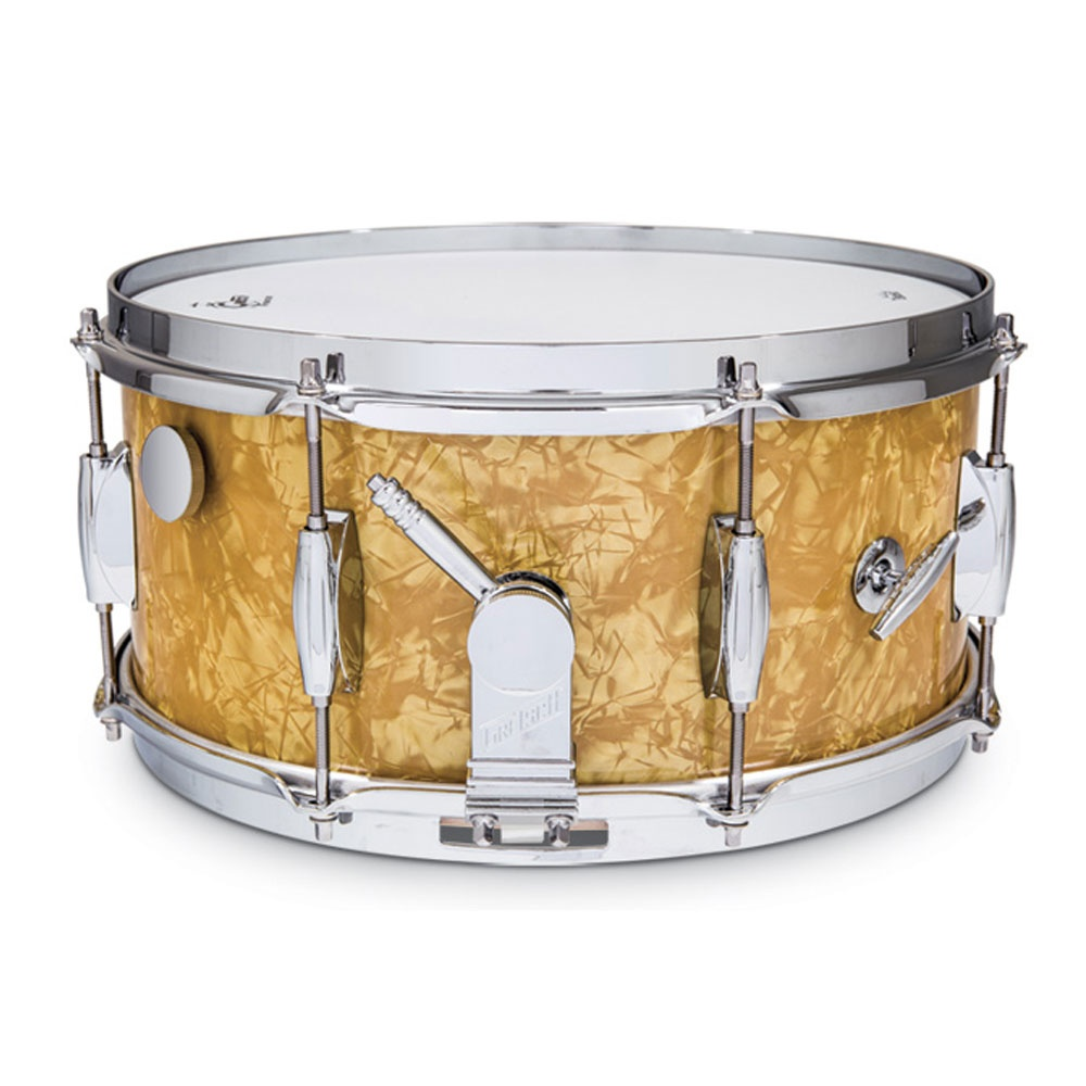 Gretsch broadkaster snare drum at uk official stockist at for Classic house drums