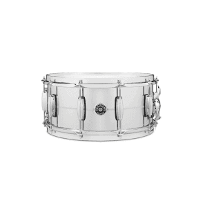 Gretsch Brooklyn 12 x 6 Chrome Over Steel Snare Drum USA GB4162S | Buy at Footesmusic