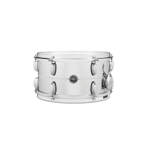 Gretsch Brooklyn 13 x 7 Chrome Over Steel Snare Drum USA GB4163S | Buy at Footesmusic