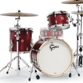 Gretsch Brooklyn USA X-Display 12/14/20 Satin Cherry | Buy at Footesmusic