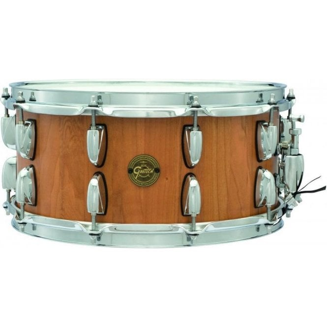 Gretsch Cherry Stave Snare Drum