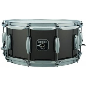 Grestch Taylor Hawkins Signature Snare Drum & Free Cowbell