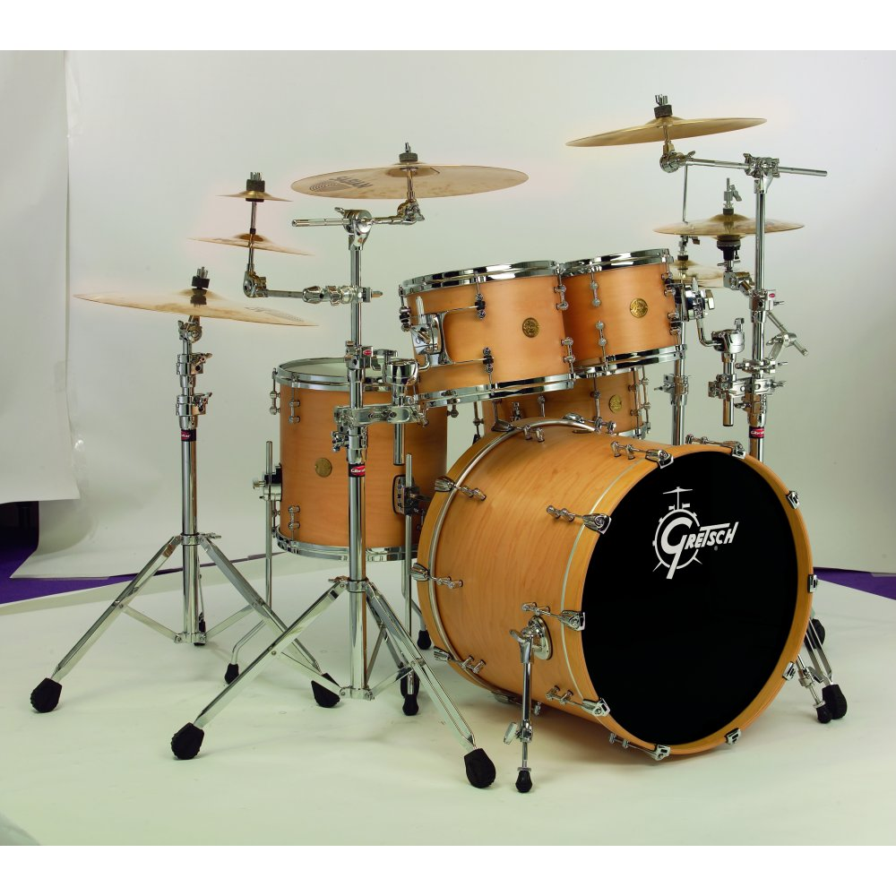gretsch new classic maple drum kit at uk stockist footesmusic