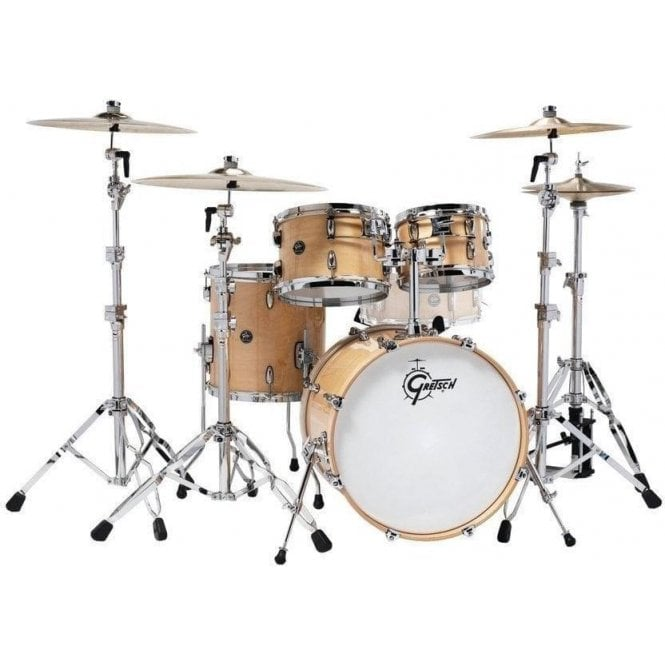 Gretsch Renown 10/12/14/20 Gloss Natural 'B Stock' | Buy at Footesmusic