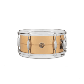 Gretsch USA 13x6 Phosphorus Bronze Snare Drum G4168PB | Buy at Footesmusic